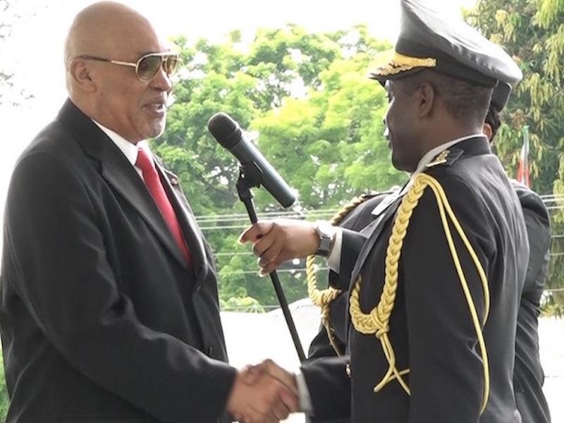 Korpschef ontheft hoge politie functionarissen uit functie