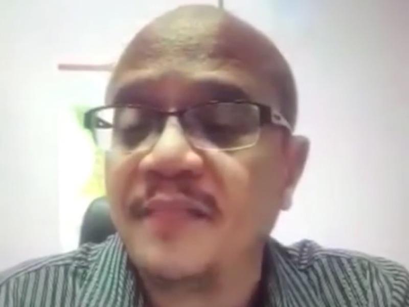 VIDEO: Bisschop Meye vraagt om geld op z'n privé rekening te storten