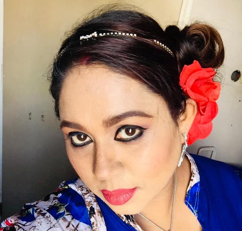 Sharmila Mansaram is weer met liegen begonnen op Faya Pepre Nieuws